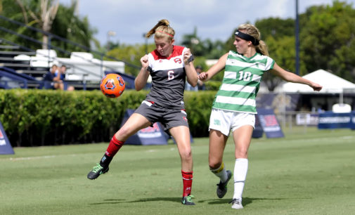 Soccer advances to C-USA semifinal with win over WKU