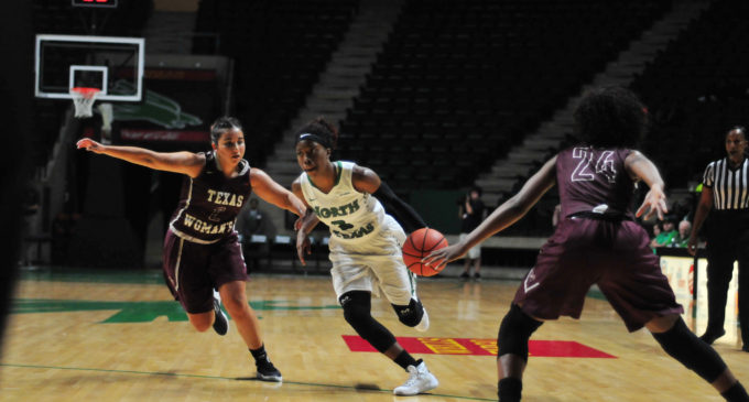 Women's basketball wins exhibition battle between crosstown rivals