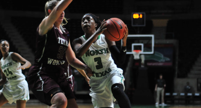 Women's basketball suffers biggest loss of season at home against Middle Tennessee State