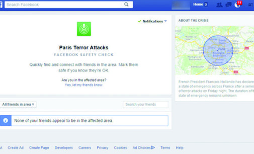 Facebook's safety check feature didn't play favorites