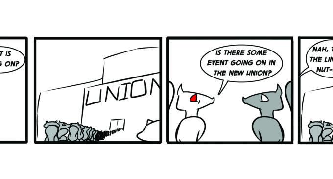 Comics: Nut-fil-A