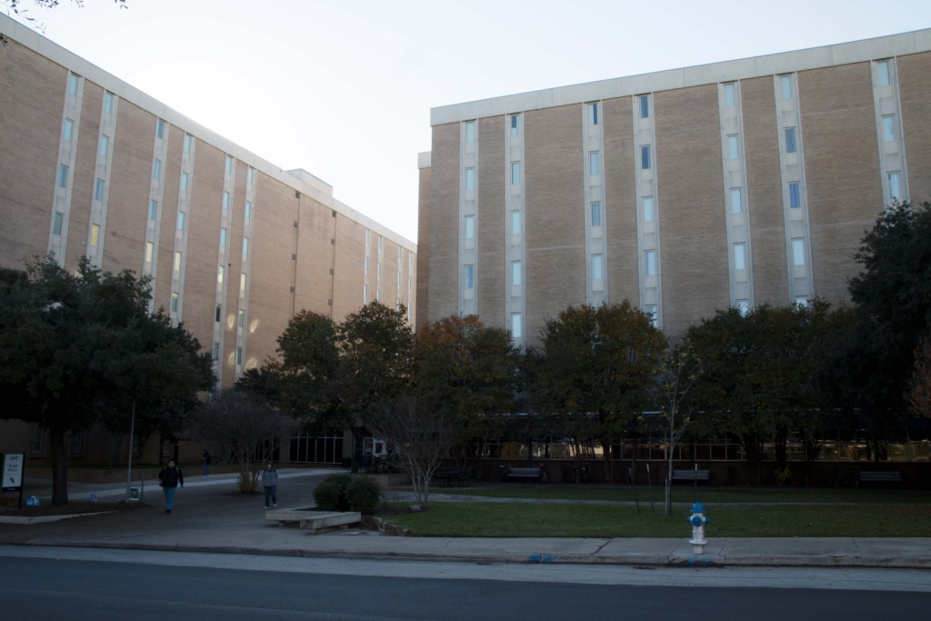 The most populated dorm, Kerr Hall, is a building said to contain asbestos. Dylan Nadwodny | Staff Photographer