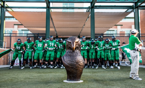 Brief: Mean Green football schedule released