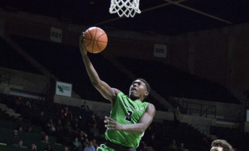 Men's basketball blown out by SIU for sixth straight straight loss