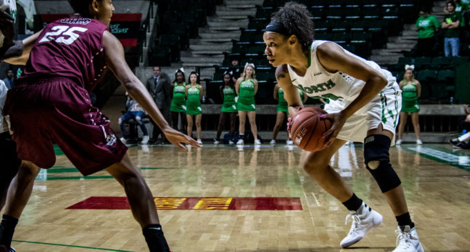 Women's basketball erases 20-point deficit to defeat IUPUI