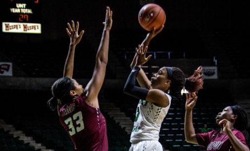 Women's basketball drops triple overtime thriller to Rice