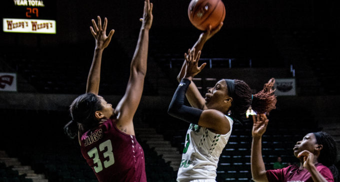 Women's basketball drops triple overtime thriller to Rice