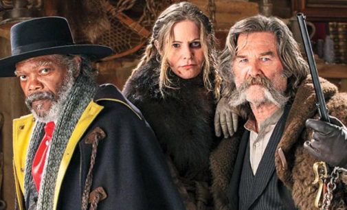 The Dose: Tarantino forcefully returns to Old West in 'The Hateful Eight'
