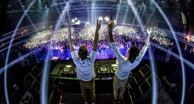 Lights All Night festival to ring in the new year