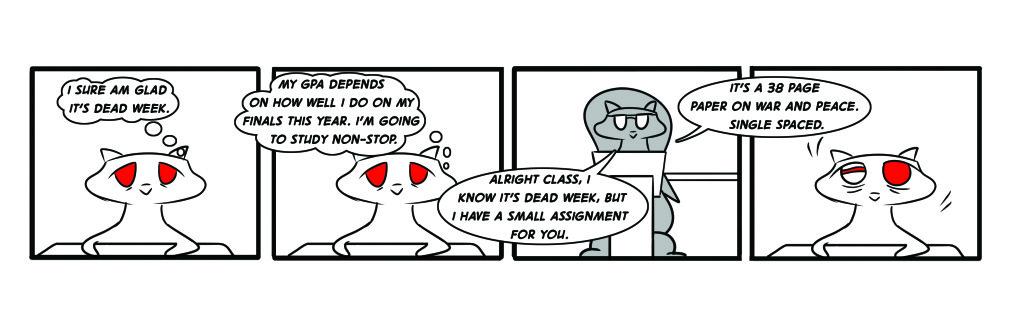 dead weekPRINT