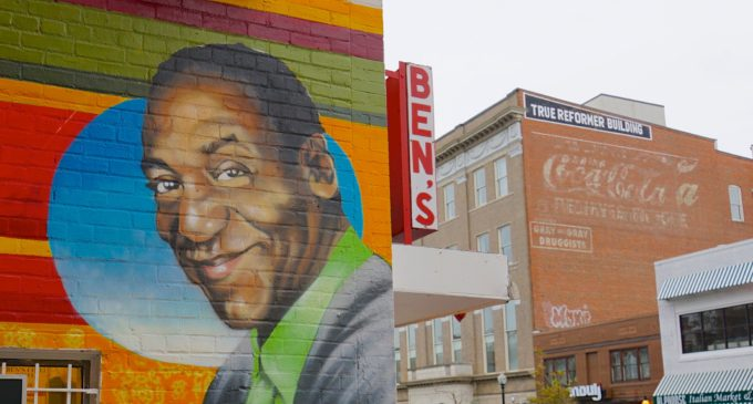 The 'Not-so-Cosby' Show
