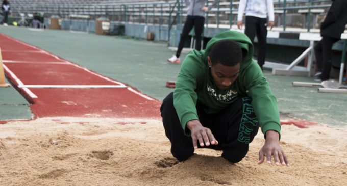 Track & Field team gearing up for indoor competition