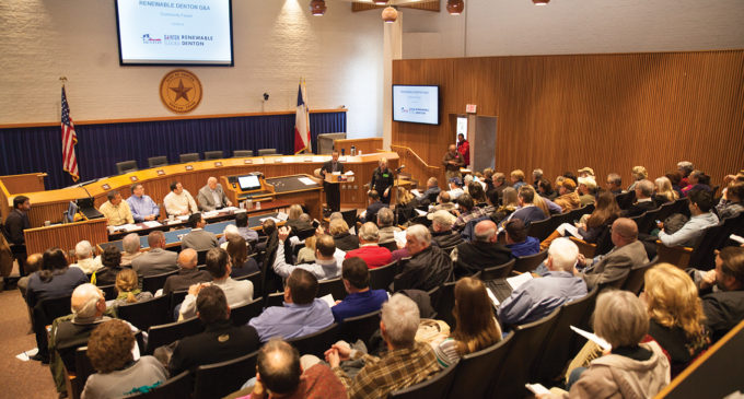 City Council members Armintor, Meltzer barred from deliberating UNT-related issues