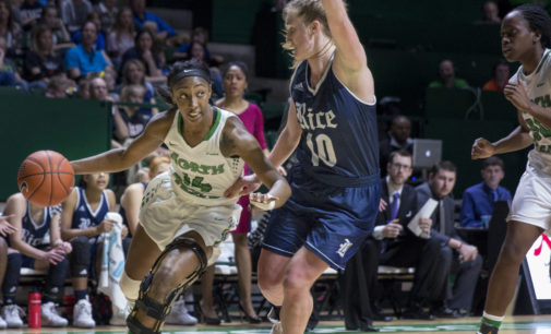 Women's basketball preparing for critical home stand this weekend