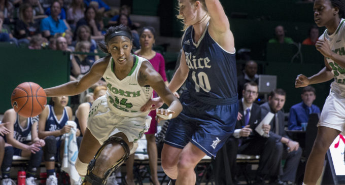 Women's basketball loses second game in WNIT to start the season