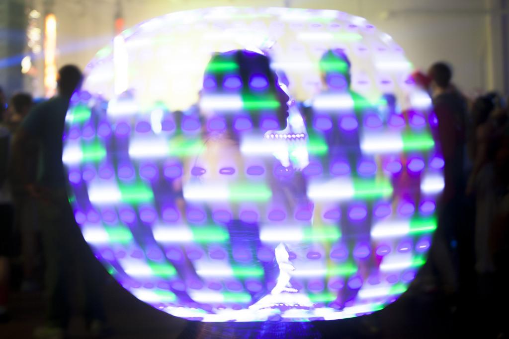 Lights All Night Kristen Watson | Visuals Editor