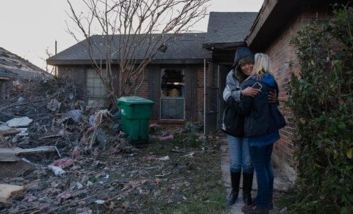 Photo Gallery: North Texas tornado damage