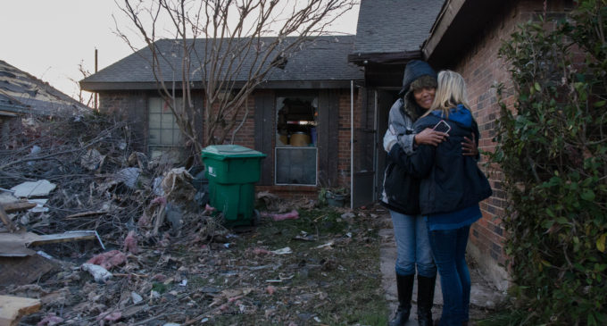 Photo Gallery: North Texas tornado damage