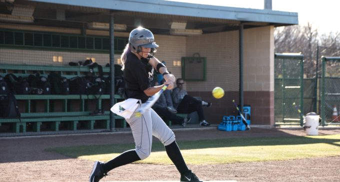 Offensive woes stump North Texas in Hillenbrand Invitational finale