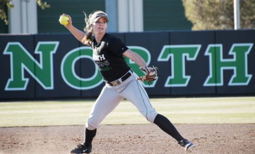 Brief: Softball team receives votes in national poll
