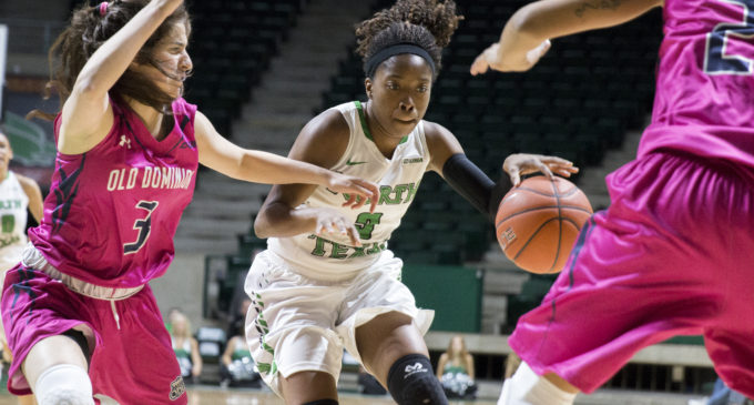 Women's basketball looks for silver lining in double-digit loss