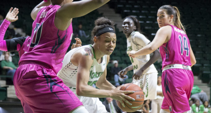 Offensive struggles doom women's basketball in home loss to Old Dominion