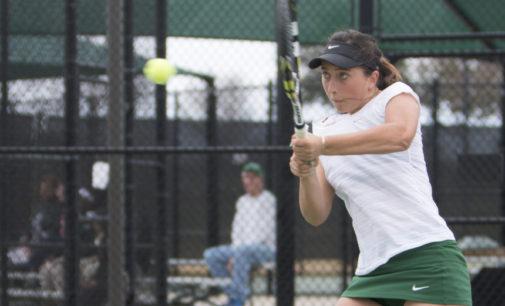 Tennis season draws to a close as Rice advances past North Texas