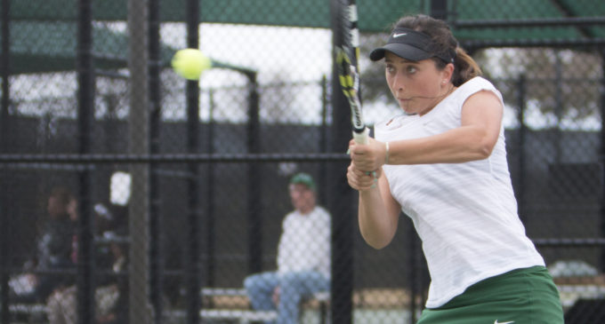 Tennis season draws to a close as Rice advances past North Texas