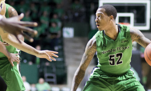 Men's basketball preps for C-USA Tournament with Combs' status in jeopardy