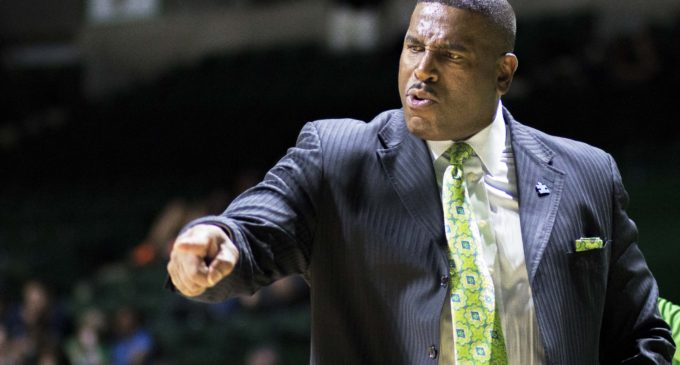 Tony Benford out as men's basketball head coach