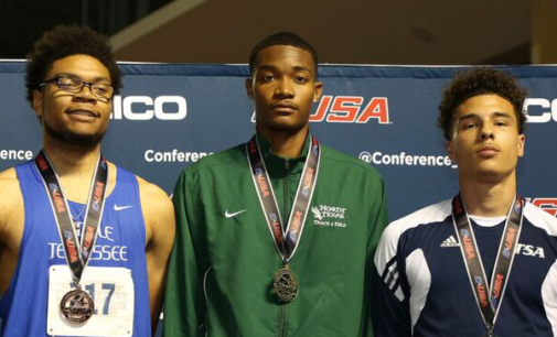 Track and Field earns mixed results C-USA Indoor Championships