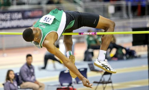 Track and Field impresses at Baylor Invitational