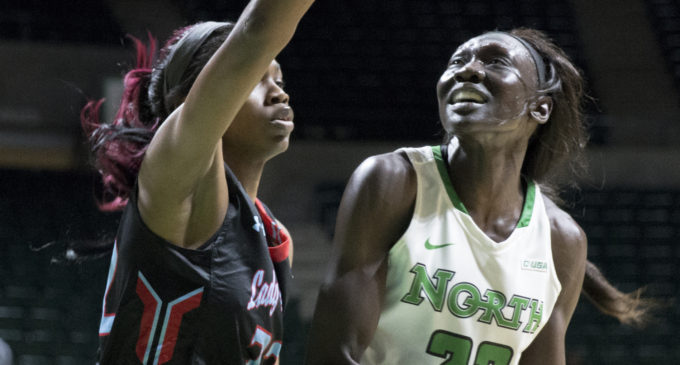 Tac's game-winner in final career home game seals women's basketball victory