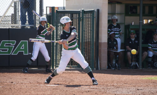 Softball gets back on track after weekend sweep, run-rules Incarnate Word