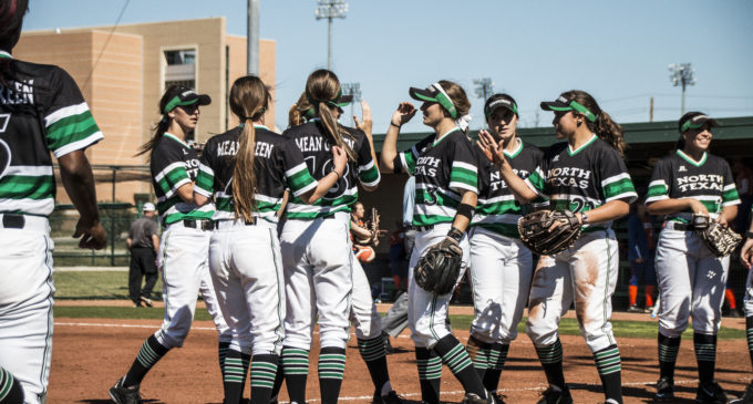 Short rotation not phasing softball's pitching staff