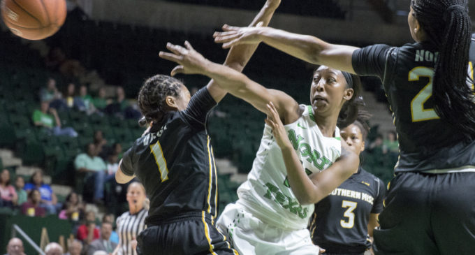 Simms, Old Dominion eliminate women's basketball from C-USA tournament