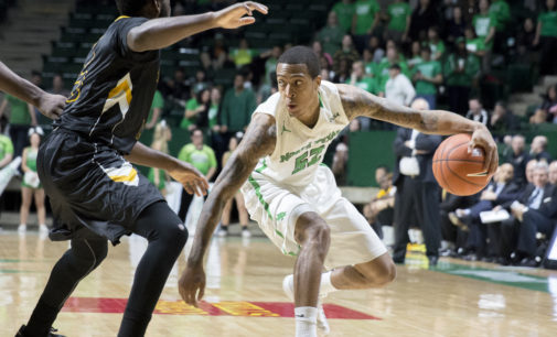Men's basketball falls to WKU in first round of C-USA tourney with Combs limited