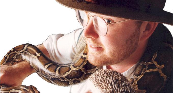 Denton 'Critterman' rescues exotic animals and educates public