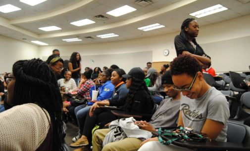 UNT NAACP ushers in Black History Month in first meeting
