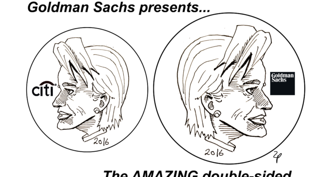 Cartoon: Two sides to every coin