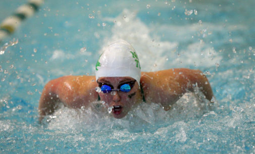 North Texas swimming falls short against SMU