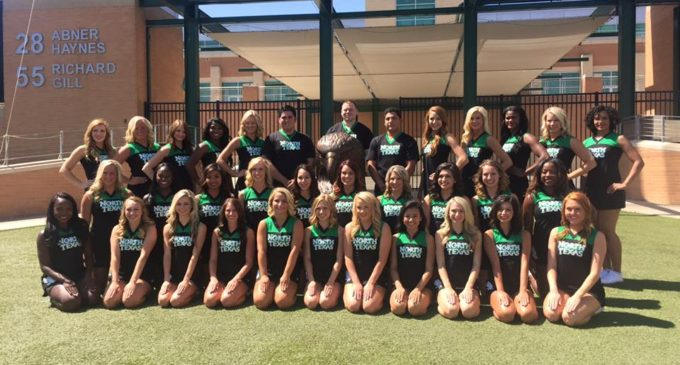 North Texas cheerleaders heading to national cheer competition after successful fundraising campaign