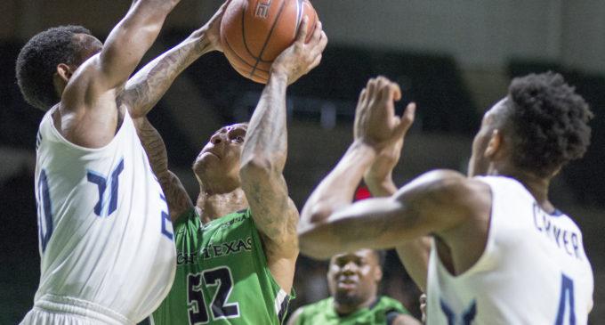 Men's basketball comeback falls short, snaps home win streak