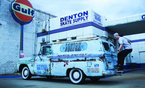 Denton's skate team inspires local youth to dream big and dream Denton