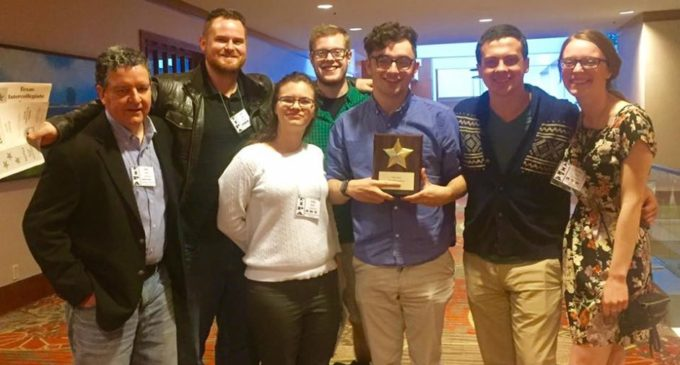 North Texas Daily takes home awards in 17 categories at state journalism competition
