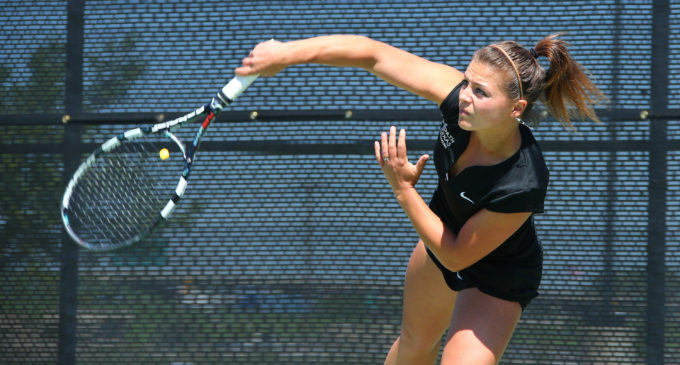 Tennis team hoping for success in Thursday's conference tournament