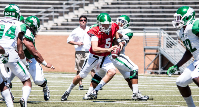 Quick Hits: Five observations from the football spring game