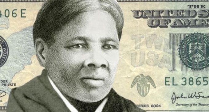 Harriet Tubman to replace President Andrew Jackson on the front of the new $20 bill