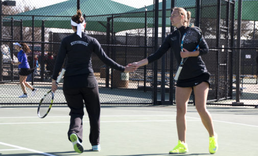 North Texas tennis signs two national champions, makes roster changes