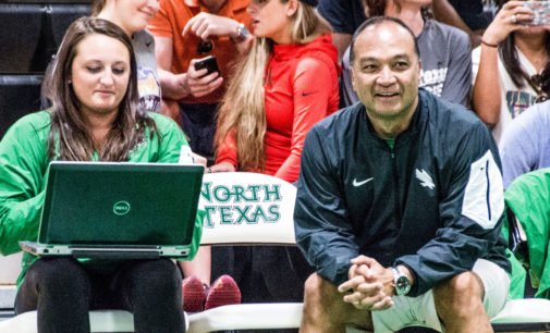 Former TCU Volleyball assistant returns home to Denton to join the Mean Green
